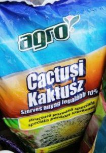 Supstrat za kaktuse 5l